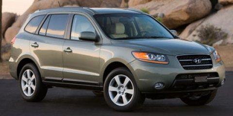 2009 Hyundai Santa Fe SE Miles 153356Color Willow Gray Stock H8586A VIN 5NMSH73E19H281501