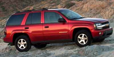 2003 CHEVROLET TRAILBLAZER LT