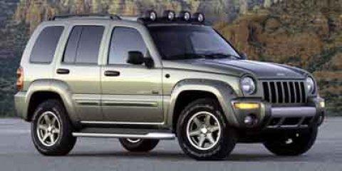 2004 Jeep Liberty Renegade Miles 64840Color Bright Silver Metallic Stock D9494A VIN 1J4GL38K