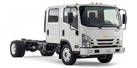 2018 CHEVROLET 4500 LCF GAS CREW CAB 2WD 176^^'