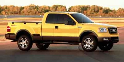2004 FORD F-150 SUPERCAB 4X4 ST