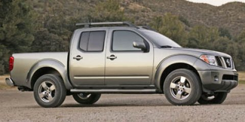 2005 NISSAN FRONTIER 4WD 4WD V6 LE