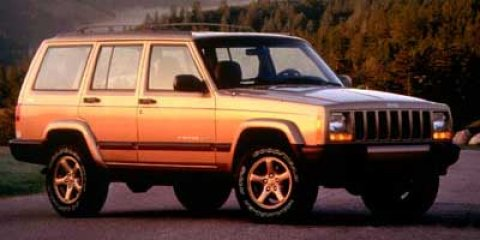 1999 JEEP CHEROKEE 4DR CLASSIC
