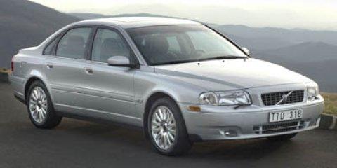 2006 VOLVO S80 2.5T