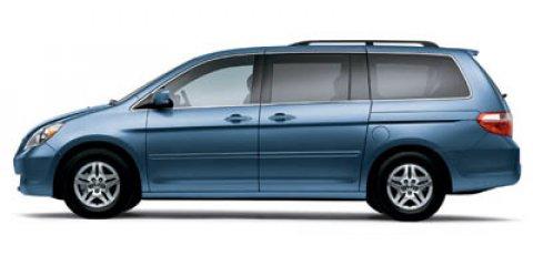 2007 Honda Odyssey EX Miles 161311Color Midnight Blue Pearl Stock PC178017A VIN 5FNRL38447B0