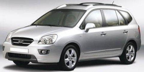 2007 Kia Rondo EX 4dr Wagon V6 Miles 126247Color Gray Stock FF253370 VIN KNAFG526577253370