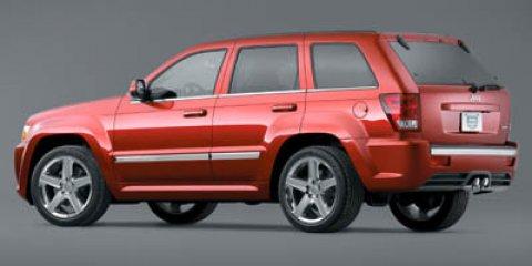 2007 Jeep Grand Cherokee SRT-8 Miles 109214Color Gray Stock 39397 VIN 1J8HR78377C657606