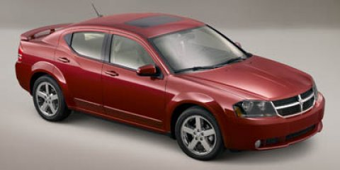 2008 Dodge Avenger RT Miles 129015Color Silver Steel Metallic Stock SB19124A VIN 1B3LC76M98