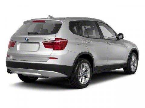 2011 BMW X3 28i Miles 121690Color White Stock U2463T VIN 5UXWX5C51BLW14291