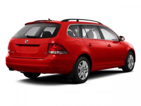 2011 Volkswagen Jetta SportWagen TDI Miles 60111Color Red Stock S2586 VIN 3VWPL7AJ9BM690494