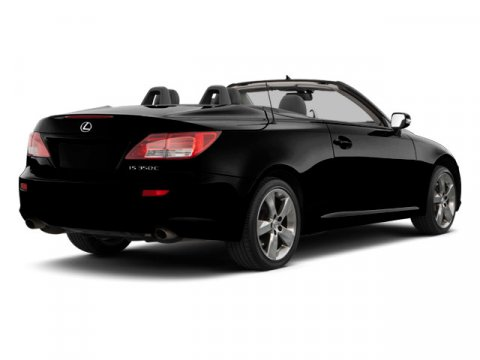 2012 Lexus IS 350C 2dr Conv Miles 53815Color Red Stock U3091 VIN JTHFE2C21C2507162