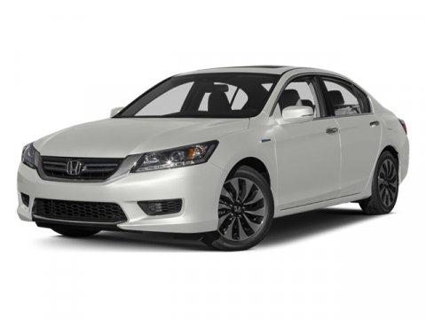 2014 Honda Accord Hybrid EX-L Miles 0Stock 5912A VIN 1HGCR6F5XEA002687