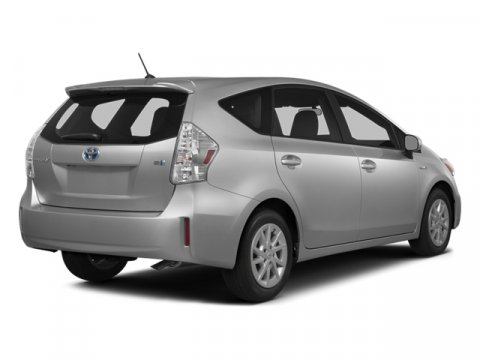 2014 Toyota Prius v 5dr Wgn Three Natl Miles 72409Color Silver Stock S3188 VIN JTDZN3EU8E3