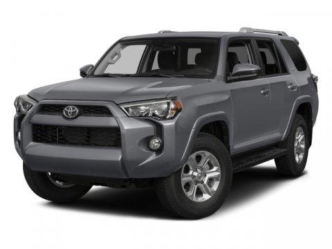 2015 Toyota 4Runner Sport Miles 53210Color Silver Stock 34553A VIN JTEBU5JR2F5209500