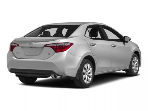 2015 Toyota Corolla S Miles 1Color Not Specified Stock U2980 VIN 2T1BURHE2FC396030