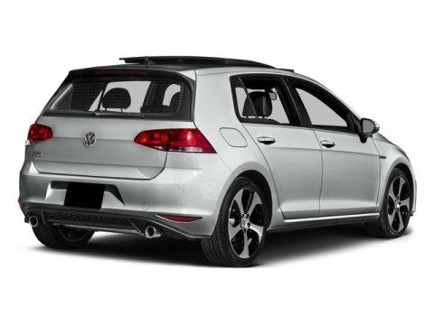 2016 Volkswagen Golf GTI 4dr HB Man SE wPerformance Pkg Miles 26277Color Black Stock U2998 V
