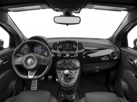 2018 FIAT 500 ABARTH
