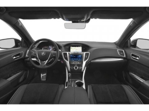 2019 ACURA TLX W/A-SPEC PKG RED LEATHER