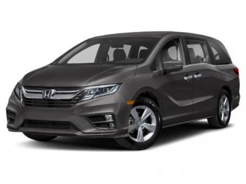 2019 Honda Odyssey EX-L Miles 7Color White Stock 219250 VIN 5FNRL6H71KB066225