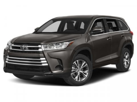 2019 Toyota Highlander XLE Miles 4Color Celestial Silver Metallic Stock T6