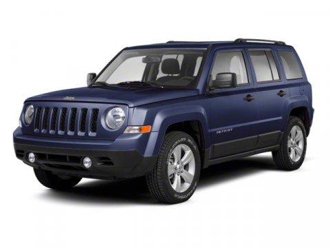 2010 Jeep Patriot Latitude Miles 102535Color Blackberry Pearl Stock U2185T VIN 1J4NF1GB4AD67