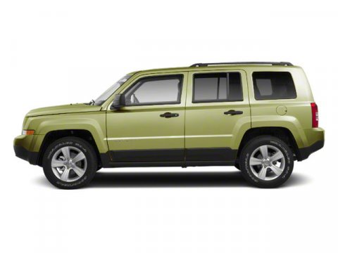 2010 Jeep Patriot Sport Miles 119496Color Optic Green Metallic Stock D9377A VIN 1J4NF2GB7AD5