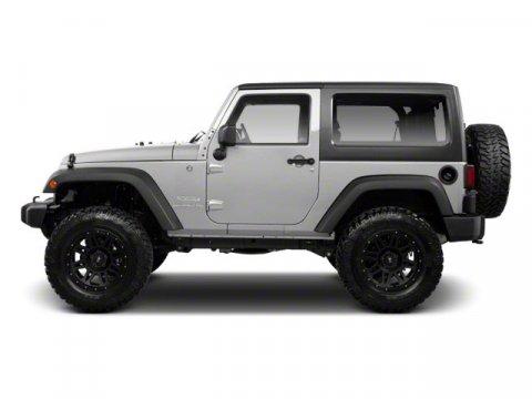 2010 Jeep Wrangler Sport Miles 127530Color Bright Silver Metallic Stock 18824A VIN 1J4GA2D1X