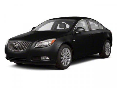 2011 Buick Regal CXL RL1 Miles 76052Color Carbon Black Metallic Stock U2593 VIN W04GN5EC8B10