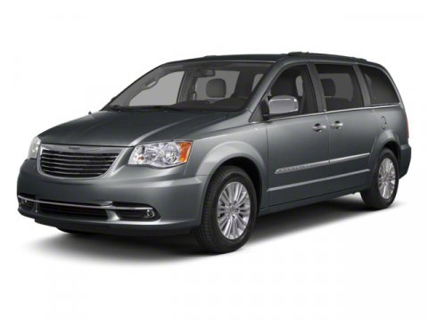 2011 Chrysler Town  Country Touring-L Miles 75578Color Dark Charcoal Pearl Stock U2829 VIN