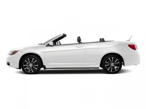 2011 Chrysler 200 Touring Miles 93264Color Bright White Stock 8100A VIN 1C3BC2EGXBN580238