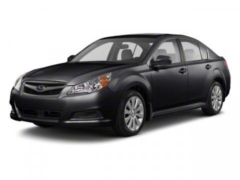 2011 Subaru Legacy 25i Ltd Pwr Moon Miles 1Color Crystal Black Silica Stock U3100 VIN 4S3BM