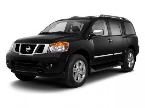 2012 Nissan Armada SV Miles 71931Color Galaxy Black Metallic Stock P2451 VIN 5N1AA0NC1CN6099