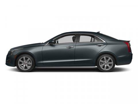 2013 Cadillac ATS 20L Turbo Luxury Miles 57642Color Thunder Gray ChromaFlair Stock 21611 VIN