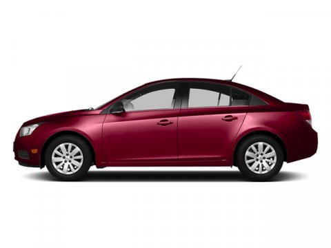2013 Chevrolet Cruze 1LT Miles 58418Color Crystal Red Tintcoat Stock P2444WR VIN 1G1PC5SBXD7