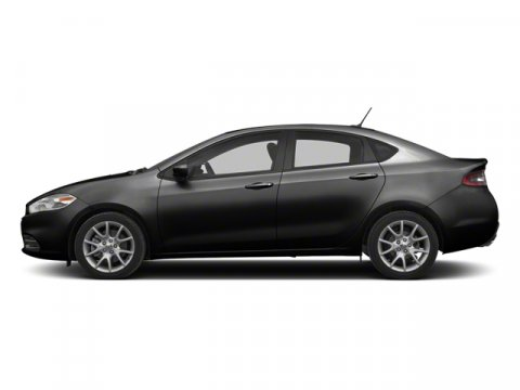 2013 Dodge Dart Limited Miles 74293Color Pitch Black Stock D9445 VIN 1C3CDFCH9DD313573