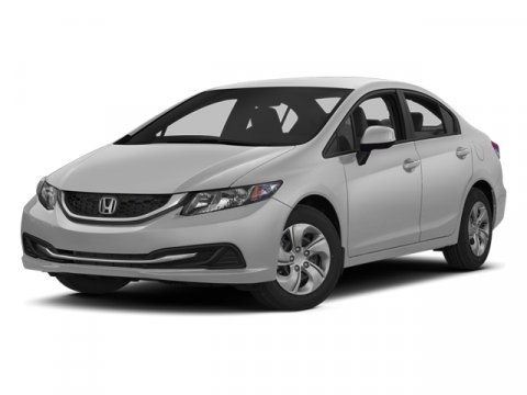 2013 Honda Civic Sdn LX Miles 77760Color Alabaster Silver Metallic Stock U2617 VIN 2HGFB2F54