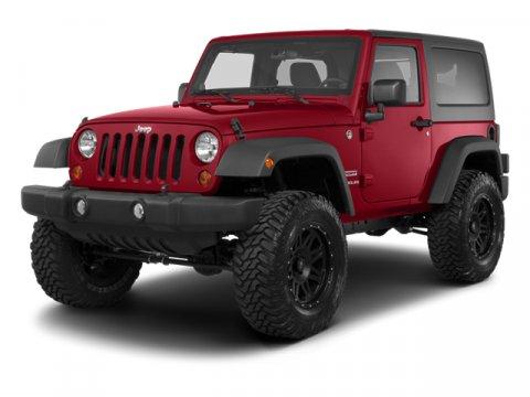 2013 Jeep Wrangler Sport Miles 1Color Deep Cherry Red Crystal Pearl Stock U2747 VIN 1C4AJWAG