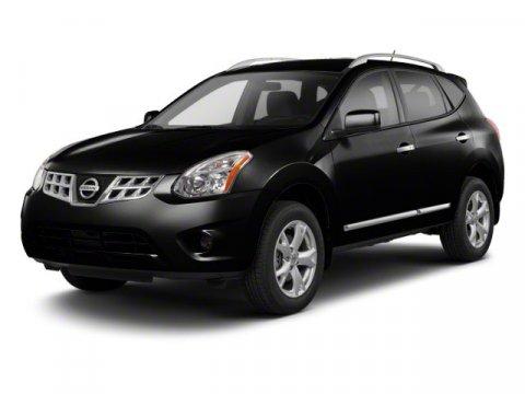 2013 Nissan Rogue S Miles 1Color Super Black Stock U3092 VIN JN8AS5MV6DW637578