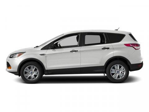 2014 Ford Escape Titanium Miles 41592Color White Platinum Tricoat Stock 18729A VIN 1FMCU9J96