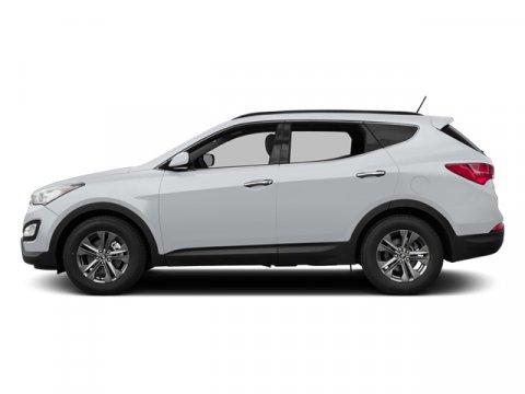 2014 Hyundai Santa Fe Sport Base Miles 49646Color Frost White Pearl Stock U5519 VIN 5XYZT3LB