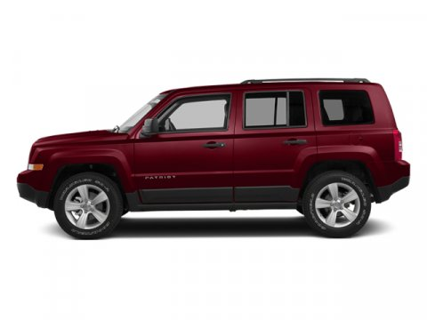 2014 Jeep Patriot Latitude Miles 96096Color Deep Cherry Red Crystal Pearlcoat Stock ED692587