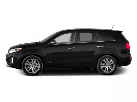 2014 Kia Sorento LX Miles 79692Color Ebony Black Stock D9318A VIN 5XYKTCA68EG430347