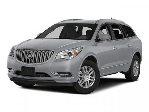 2015 Buick Enclave Convenience Miles 44321Color Quicksilver Metallic Stock U2686 VIN 5GAKRAK