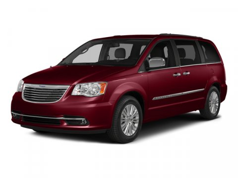 2015 Chrysler Town  Country Touring Miles 31802Color Deep Cherry Red Crystal Pearlcoat Stock