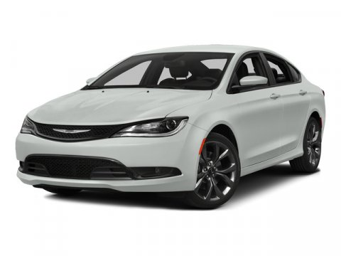 2015 Chrysler 200 Limited Miles 37177Color Bright White Clearcoat Stock P2433 VIN 1C3CCCAB9F