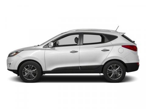 2015 Hyundai Tucson GLS Miles 35056Color Winter White Solid Stock H0555 VIN KM8JTCAF9FU06264