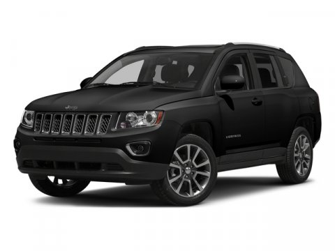 2015 Jeep Compass High Altitude Edition Miles 23791Color Black Clearcoat Stock P2603 VIN 1C4