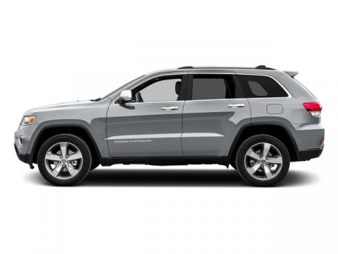 2015 Jeep Grand Cherokee Limited Miles 23528Color Billet Silver Metallic Clearcoat Stock U1500