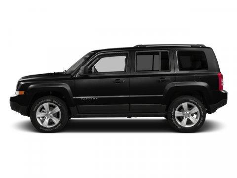 2015 Jeep Patriot Latitude Miles 42052Color Black Clearcoat Stock D9510L VIN 1C4NJRFB3FD4248