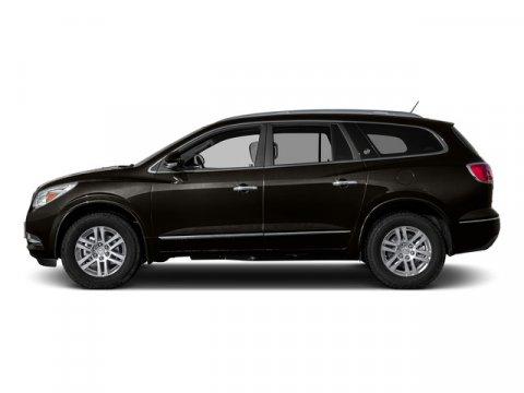 2016 Buick Enclave Leather Miles 37495Color Dark Chocolate Metallic Stock A2842 VIN 5GAKVBKD